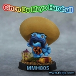 MMH805 CINCO DE MAYO HAREBALL