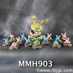MMH903 HAREBALL COLONY (14)