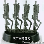 STH303 TROOPER RIFLE SPRUE