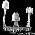 STH311 ENGINEERING SPRUE