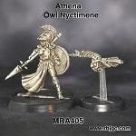 MRA405 ATHENA AND OWL NYCTIMENE