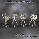 MRA905 AMAZON HOPLITES WITH SWORDS (4)