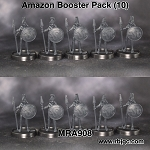 MRA908 AMAZON RESIN BOOSTER PACK (10)