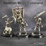 MRU403 SKELETON MELEE COMMAND