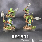 RBG901 GOBLIN WITH SPEARS (4)
