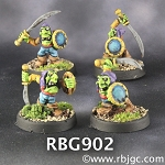 RBG902 GOBLIN WITH SWORDS (4)