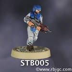 STB005 FEMALE ADVANCING