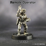 STB406 FEMALE BDU REMOTE OPERATOR