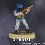 STB501 FEMALE GRENADE LAUNCHER