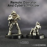 STH408 REMOTE OPERATOR AND CYBERSCHNAUZER
