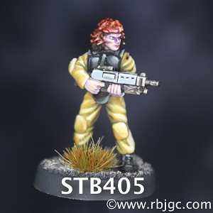 STB405 BIG RED