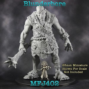 MFJ402 BLUNDERBORE THE GIANT