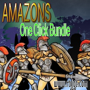 MKA007 ONE CLICK BUNDLE (EVERYTHING FROM THE AMAZON KICKSTARTER)