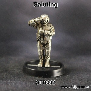 STB002 SALUTING