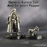 STB401 GENERAL AURORA SALT & SERGEANT PEPPER