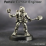 STH403 FEMALE COMBAT ENGINEER