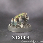 STX003 COPPER SCARAB